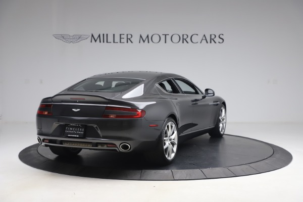Used 2017 Aston Martin Rapide S for sale $135,900 at Maserati of Greenwich in Greenwich CT 06830 6