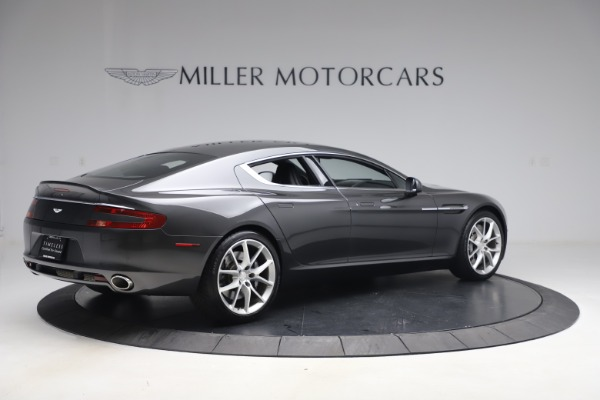 Used 2017 Aston Martin Rapide S Sedan for sale $135,900 at Maserati of Greenwich in Greenwich CT 06830 7