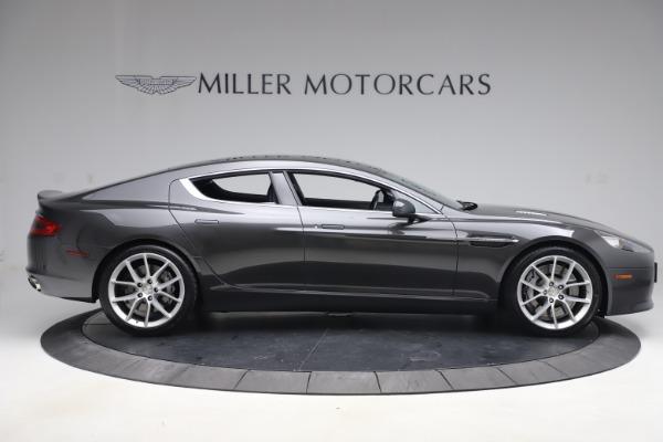 Used 2017 Aston Martin Rapide S Sedan for sale $135,900 at Maserati of Greenwich in Greenwich CT 06830 8