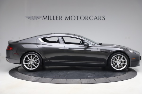 Used 2017 Aston Martin Rapide S for sale $135,900 at Maserati of Greenwich in Greenwich CT 06830 8