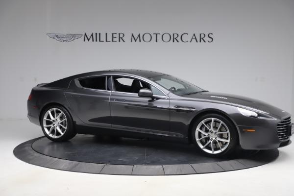 Used 2017 Aston Martin Rapide S Sedan for sale $135,900 at Maserati of Greenwich in Greenwich CT 06830 9