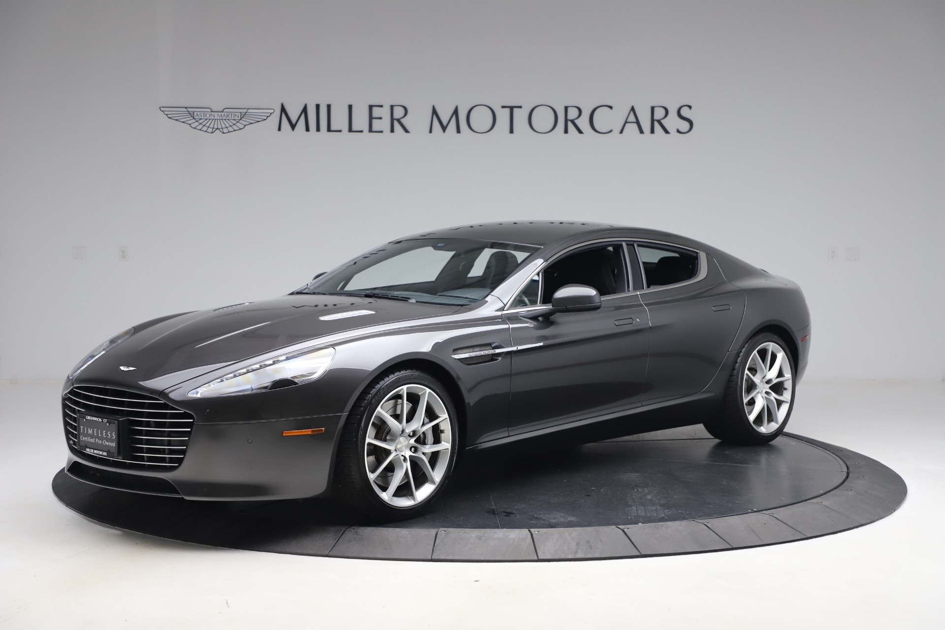 Used 2017 Aston Martin Rapide S for sale $135,900 at Maserati of Greenwich in Greenwich CT 06830 1