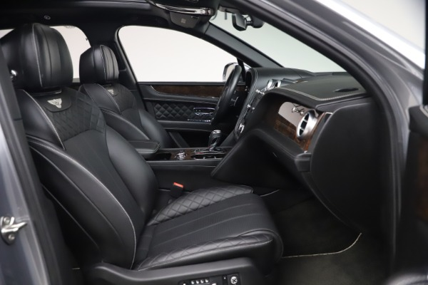 Used 2018 Bentley Bentayga W12 Signature for sale $154,900 at Maserati of Greenwich in Greenwich CT 06830 27