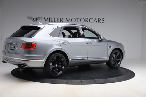 Used 2018 Bentley Bentayga W12 Signature for sale $154,900 at Maserati of Greenwich in Greenwich CT 06830 9