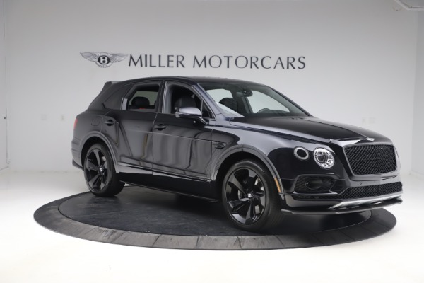 Used 2018 Bentley Bentayga Black Edition for sale $169,900 at Maserati of Greenwich in Greenwich CT 06830 11