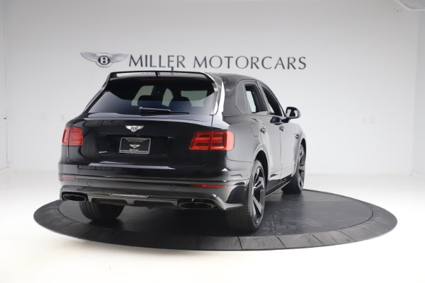 Used 2018 Bentley Bentayga Black Edition for sale $169,900 at Maserati of Greenwich in Greenwich CT 06830 7