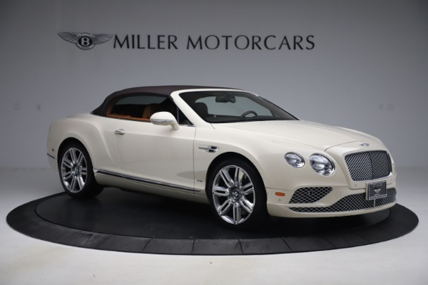 Used 2017 Bentley Continental GT W12 for sale $159,900 at Maserati of Greenwich in Greenwich CT 06830 19