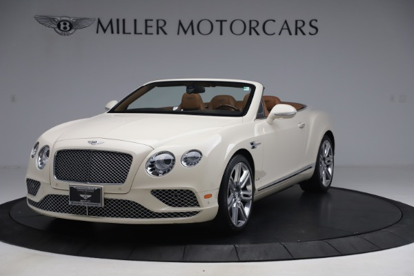 Used 2017 Bentley Continental GT W12 for sale $159,900 at Maserati of Greenwich in Greenwich CT 06830 1
