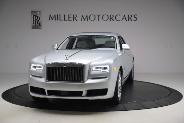 Used 2018 Rolls-Royce Ghost for sale $249,900 at Maserati of Greenwich in Greenwich CT 06830 2