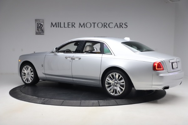 Used 2018 Rolls-Royce Ghost for sale $249,900 at Maserati of Greenwich in Greenwich CT 06830 5