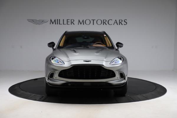 New 2021 Aston Martin DBX for sale $226,136 at Maserati of Greenwich in Greenwich CT 06830 11