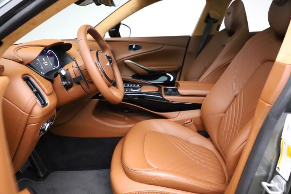 New 2021 Aston Martin DBX for sale $226,136 at Maserati of Greenwich in Greenwich CT 06830 12