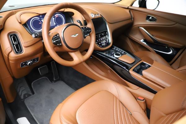 New 2021 Aston Martin DBX for sale $226,136 at Maserati of Greenwich in Greenwich CT 06830 13