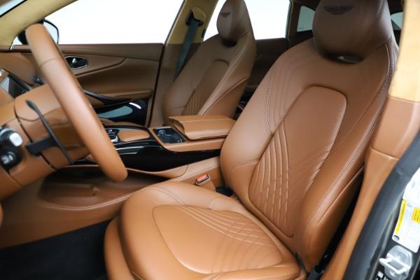 New 2021 Aston Martin DBX for sale $226,136 at Maserati of Greenwich in Greenwich CT 06830 14