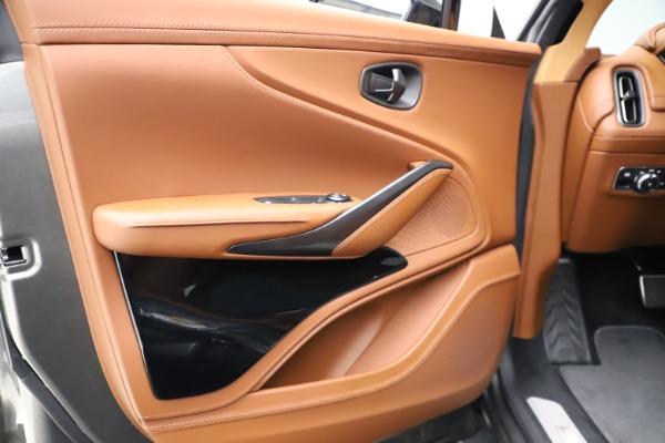 New 2021 Aston Martin DBX for sale $226,136 at Maserati of Greenwich in Greenwich CT 06830 15