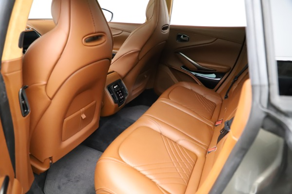 New 2021 Aston Martin DBX for sale $226,136 at Maserati of Greenwich in Greenwich CT 06830 16