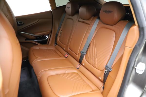 New 2021 Aston Martin DBX for sale $226,136 at Maserati of Greenwich in Greenwich CT 06830 17