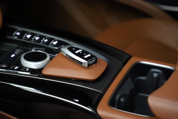 New 2021 Aston Martin DBX for sale $226,136 at Maserati of Greenwich in Greenwich CT 06830 18