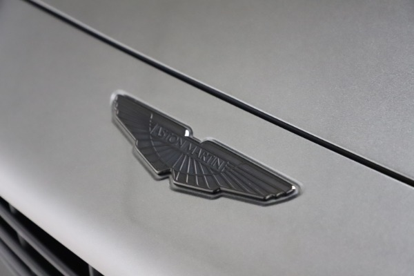 New 2021 Aston Martin DBX for sale $226,136 at Maserati of Greenwich in Greenwich CT 06830 21