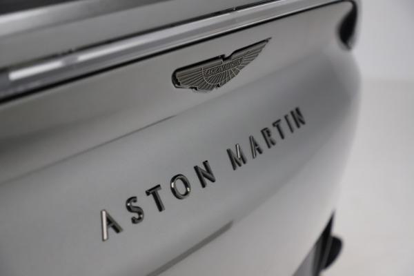 New 2021 Aston Martin DBX for sale $226,136 at Maserati of Greenwich in Greenwich CT 06830 22