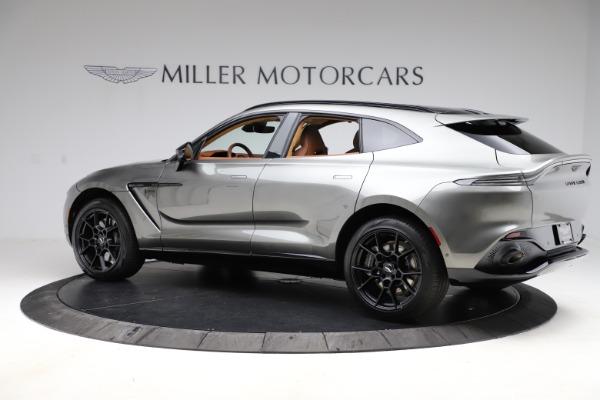 New 2021 Aston Martin DBX for sale $226,136 at Maserati of Greenwich in Greenwich CT 06830 3