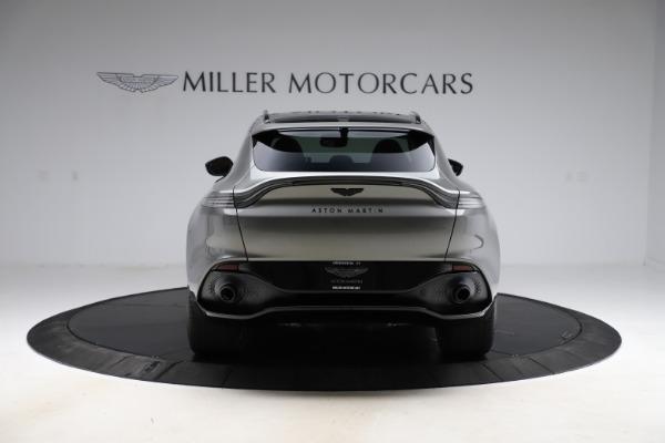 New 2021 Aston Martin DBX for sale $226,136 at Maserati of Greenwich in Greenwich CT 06830 5