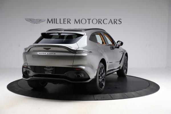 New 2021 Aston Martin DBX for sale $226,136 at Maserati of Greenwich in Greenwich CT 06830 6
