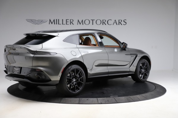 New 2021 Aston Martin DBX for sale $226,136 at Maserati of Greenwich in Greenwich CT 06830 7
