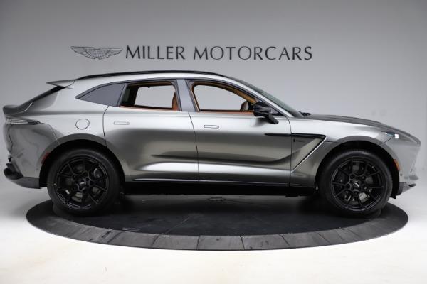 New 2021 Aston Martin DBX for sale $226,136 at Maserati of Greenwich in Greenwich CT 06830 8