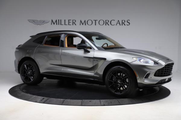 New 2021 Aston Martin DBX for sale $226,136 at Maserati of Greenwich in Greenwich CT 06830 9