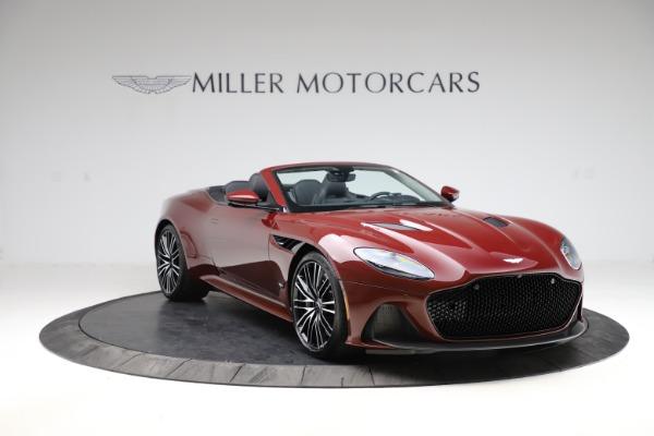 New 2021 Aston Martin DBS Superleggera Volante for sale $362,486 at Maserati of Greenwich in Greenwich CT 06830 10