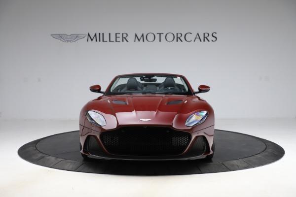 New 2021 Aston Martin DBS Superleggera Volante for sale $362,486 at Maserati of Greenwich in Greenwich CT 06830 11