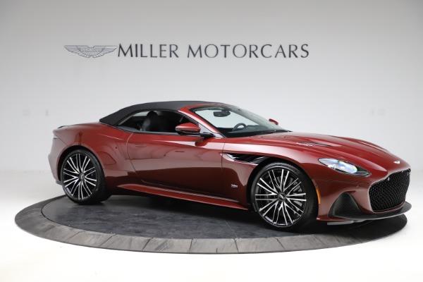 New 2021 Aston Martin DBS Superleggera Volante for sale $362,486 at Maserati of Greenwich in Greenwich CT 06830 13