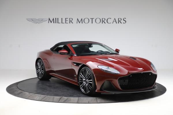 New 2021 Aston Martin DBS Superleggera Volante for sale $362,486 at Maserati of Greenwich in Greenwich CT 06830 15