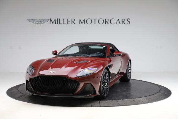 New 2021 Aston Martin DBS Superleggera Volante for sale $362,486 at Maserati of Greenwich in Greenwich CT 06830 16