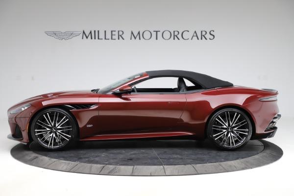 New 2021 Aston Martin DBS Superleggera Volante for sale $362,486 at Maserati of Greenwich in Greenwich CT 06830 17