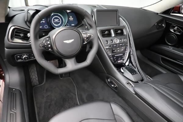 New 2021 Aston Martin DBS Superleggera Volante for sale $362,486 at Maserati of Greenwich in Greenwich CT 06830 19