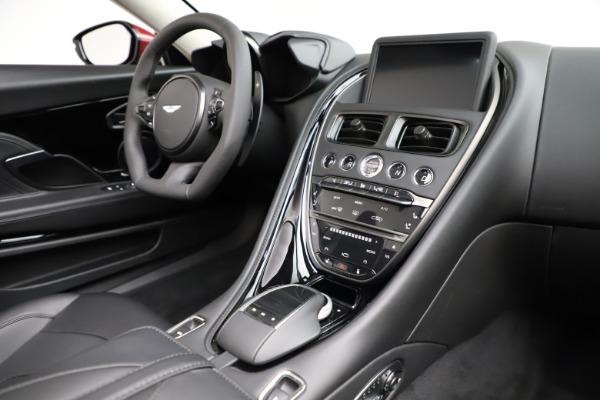 New 2021 Aston Martin DBS Superleggera Volante for sale $362,486 at Maserati of Greenwich in Greenwich CT 06830 22
