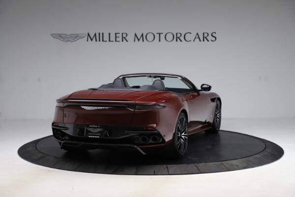 New 2021 Aston Martin DBS Superleggera Volante for sale $362,486 at Maserati of Greenwich in Greenwich CT 06830 6