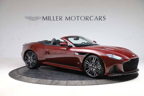 New 2021 Aston Martin DBS Superleggera Volante for sale $362,486 at Maserati of Greenwich in Greenwich CT 06830 9