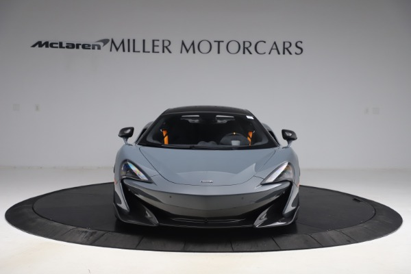 Used 2019 McLaren 600LT Coupe for sale $229,900 at Maserati of Greenwich in Greenwich CT 06830 10