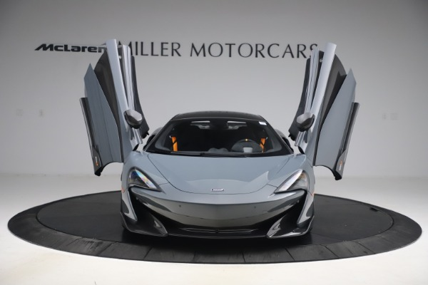 Used 2019 McLaren 600LT Coupe for sale $229,900 at Maserati of Greenwich in Greenwich CT 06830 11