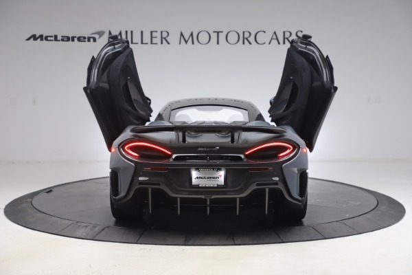 Used 2019 McLaren 600LT Coupe for sale $229,900 at Maserati of Greenwich in Greenwich CT 06830 15