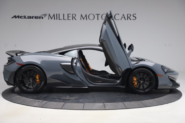 Used 2019 McLaren 600LT Coupe for sale $229,900 at Maserati of Greenwich in Greenwich CT 06830 17