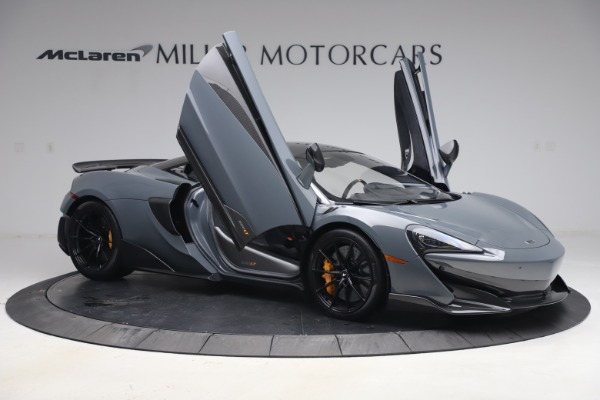 Used 2019 McLaren 600LT Coupe for sale $229,900 at Maserati of Greenwich in Greenwich CT 06830 18