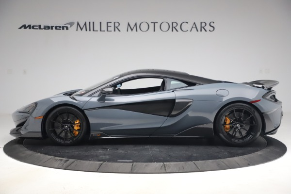 Used 2019 McLaren 600LT Coupe for sale $229,900 at Maserati of Greenwich in Greenwich CT 06830 2