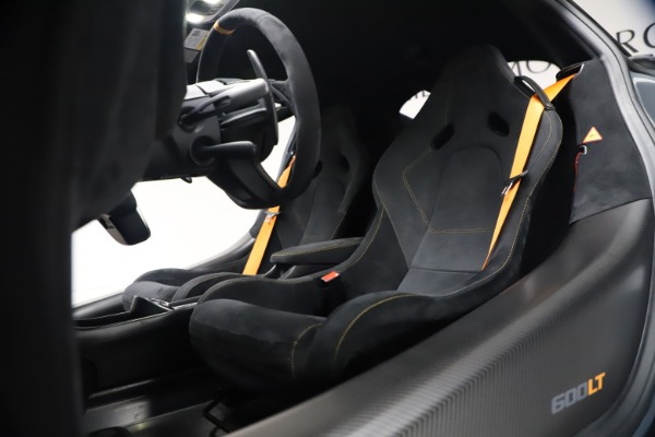 Used 2019 McLaren 600LT Coupe for sale $229,900 at Maserati of Greenwich in Greenwich CT 06830 21