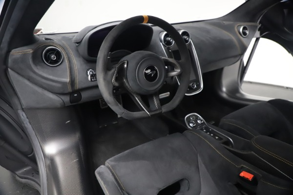 Used 2019 McLaren 600LT Coupe for sale $229,900 at Maserati of Greenwich in Greenwich CT 06830 22