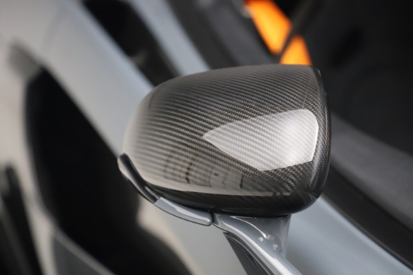 Used 2019 McLaren 600LT Coupe for sale $229,900 at Maserati of Greenwich in Greenwich CT 06830 27
