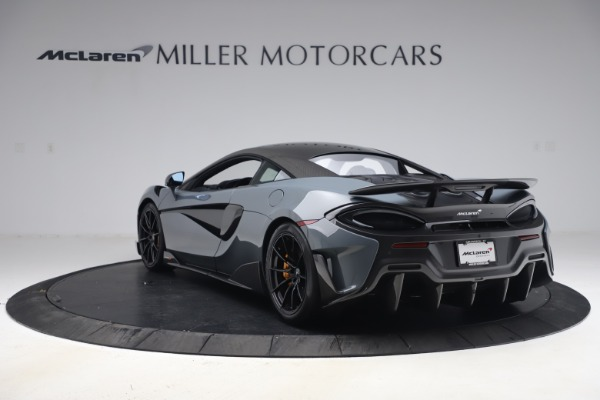 Used 2019 McLaren 600LT Coupe for sale $229,900 at Maserati of Greenwich in Greenwich CT 06830 4